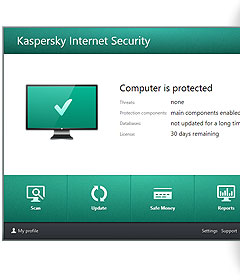 Kasperksy Internet Security
