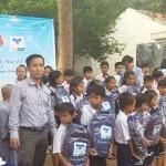 Quỹ hỗ trợ giáo dục Nam Trường Sơn Kaspersky tiếp tục đồng hành thắp sáng ước mơ học sinh tỉnh Bình Dương và Đồng Nai
