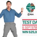 Kaspersky Lab phối hợp cùng Mensa tổ chức cuộc thi Global Think Test dưới sự hỗ trợ của Đại sứ Scudenria Ferrari và Sachin