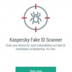 Kaspersky Lab ra mắt ứng dụng quét miễn phí trên thiết bị Android