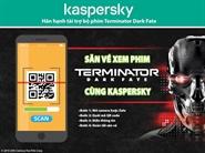 Săn vé xem phim miễn phí cùng Kaspersky