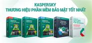 Kaspersky - Thương hiệu phần mềm bảo mật tốt nhất Editor's Choice 2020