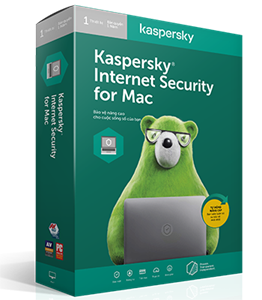 Kaspersky Internet Security cho Mac